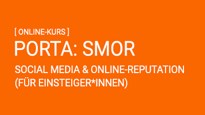 PORTA: Social Media & Online-Reputation